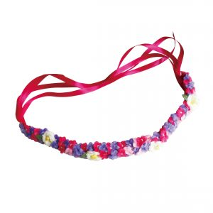 Blossoms Headband - pink