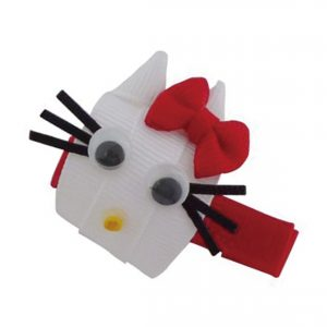 JOYHAIR Hello Kitty Hair Clip - 1052-06
