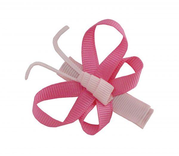 JOYHAIR Pink Butterfly Hair Clip: LILI 1052-06