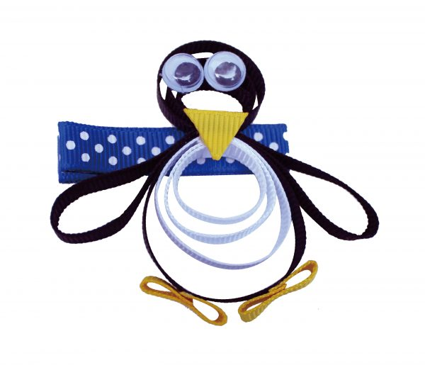 JOYHAIR Penguin Hair Clip - Woody 1025-17
