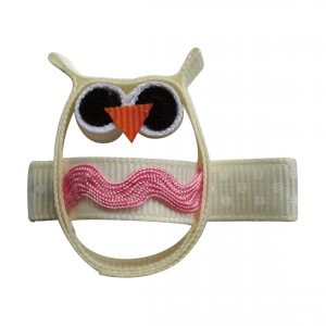 JOYHAIR Wise Owl Hair Clip: GINA 1052-06