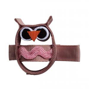 JOYHAIR Wise Owl Hair Clip: GINA 1036-26