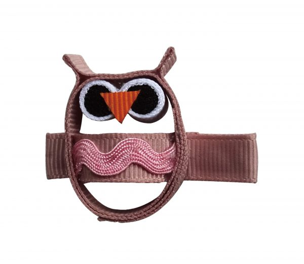 JOYHAIR Wise Owl Hair Clip: GINA 1036-26