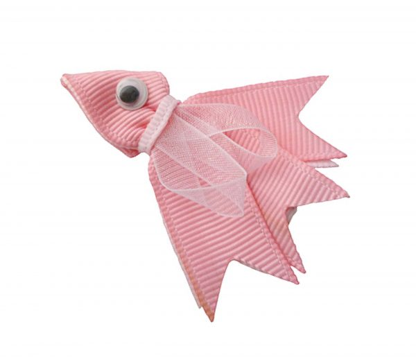 JOYHAIR Little Fishy Hair Clip: NANCY rosa 1052-06