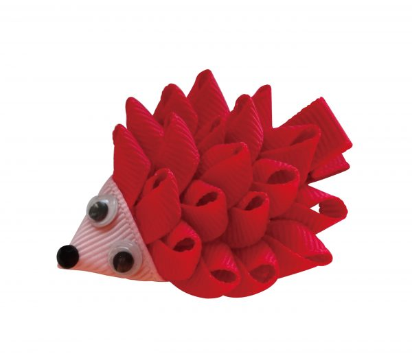 JOYHAIR Happy Hedgehog Hair Clip- rot 1047-07