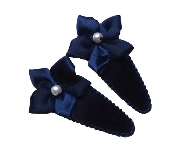 Joyhair Baby Hairclip Blau