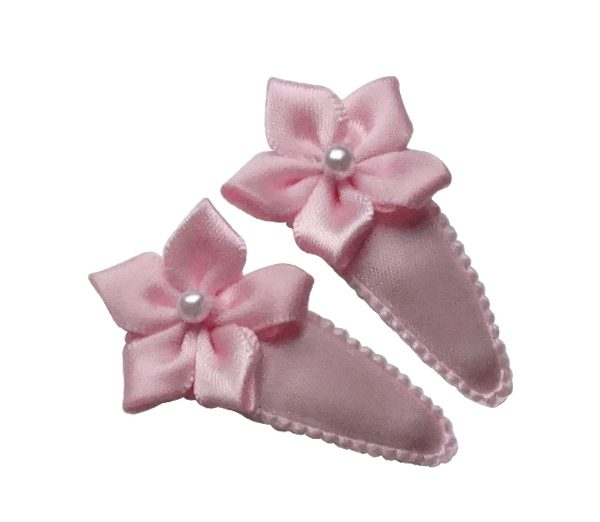 Joyhair Baby Hairclip rosa
