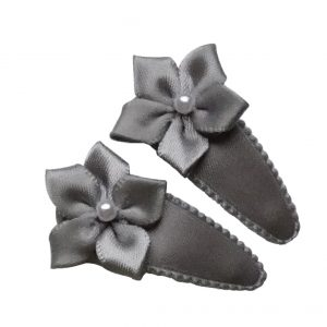 Joyhair Baby Hairclip grau