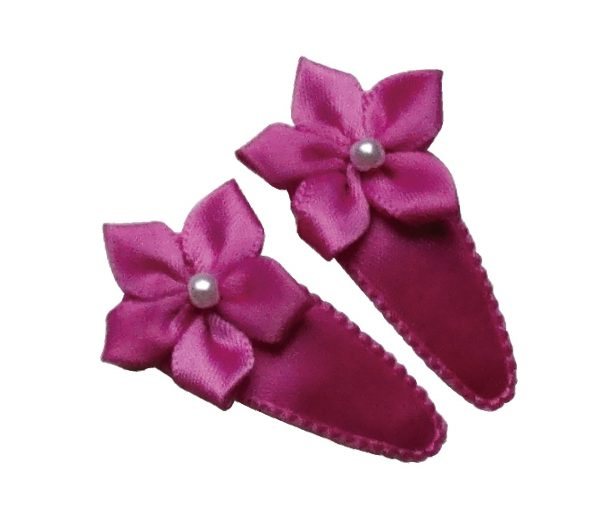 Joyhair Baby Hairclip pink