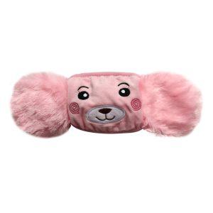 Kindermask in rosa